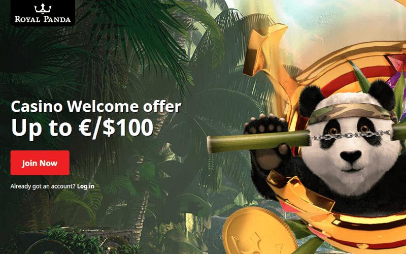 Welcome Bonus Offer