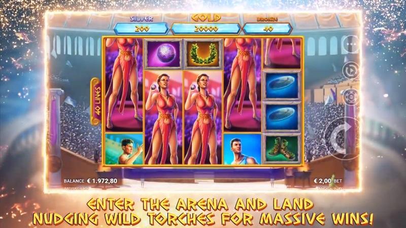Immortal Glory slot gameplay